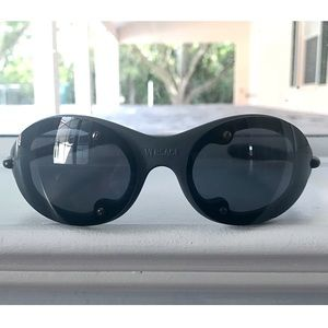 Vintage Versace 581 G08 Unisex Sunglasses